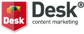 Logo Desk content marketing